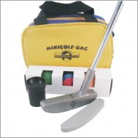 Minigolf Equipement for Kids