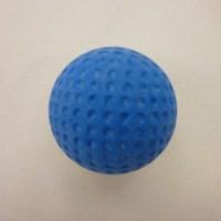 Minigolfball genoppt