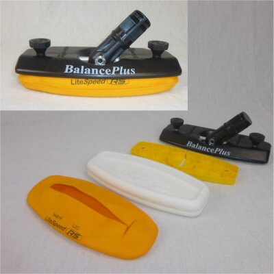 Curling Broom Head Systems