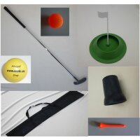 Start at a bargain price in your Minigolf...