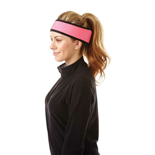 Goldline Head First Protective Hats head band pink L/XL