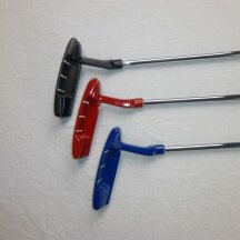 Minigolf Putter Professional in 3 lenghts and 4 colours