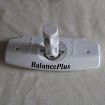 BP LiteSpeed Padhalterung 26mm standard weiss