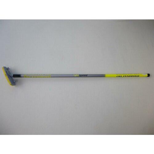 BalancePlus LiteSpeed XL Curlingbesen grau/gelb
