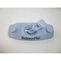 BalancePlus LiteSpeed XL Curling Broom -suggested models- gray/orange