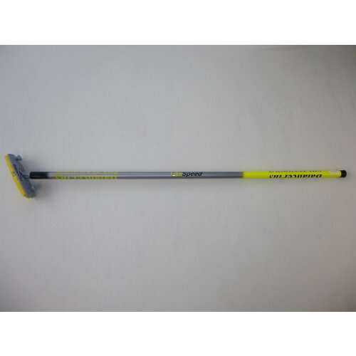BalancePlus LiteSpeed XL Curlingbesen grau/pink