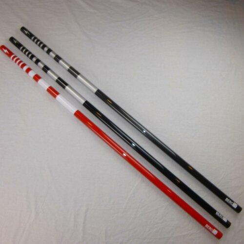 Berofit Curling Broom Carbon with BalancePlus Litespeed Head -preconfigured models-
