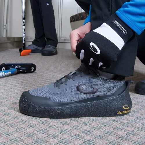 "Goldline curling shoe G50 Cyclone 1/4"" (6,3mm) M 7 (39)"
