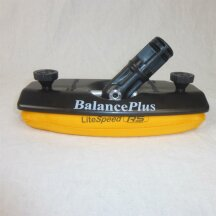 "BP LiteSpeed RS Curlingbesen XL 22,9 cm (9"") grau/violett"