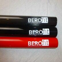 "Berofit Curling Broom Carbon with BalancePlus Litespeed Head -preconfigured models- red XL 22,9 cm (9"")"