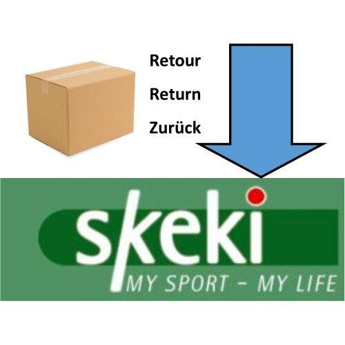 Rücksendung: Spanien, Slowenien, Slowakei, UK, Ungarn