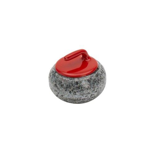 Curling Rock Miniature standard red