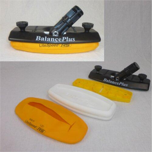 "BP LiteSpeed RS Curlingbesen XL 22,9 cm (9"") chrom/blau"