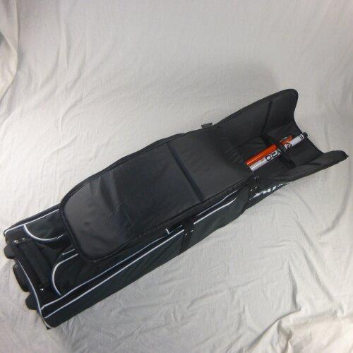 BalancePlus LiteSpeed TravelBag mit Rädern für Curlingteams