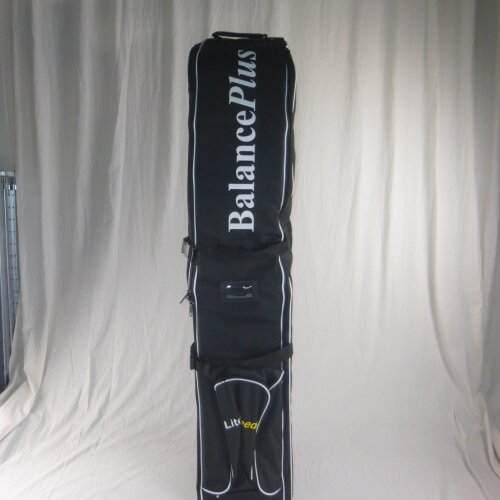 BalancePlus LiteSpeed TravelBagwith Wheels for  curling teams