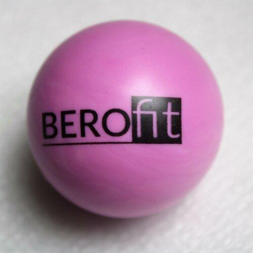 Minigolfballserie Berofit Turnierqualität Lavendel- ca. 18cm, hart, ca. 35g