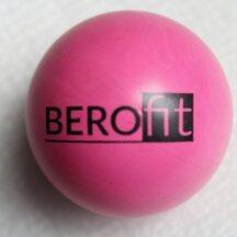 Minigolfballserie Berofit Turnierqualität Pink - ca....