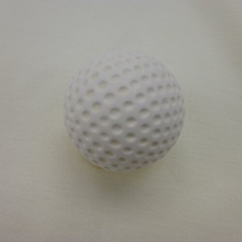 Minigolfball Allround nubby white