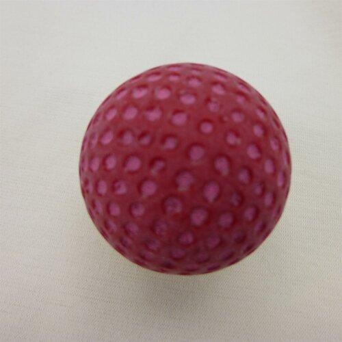 Minigolfball Allround nubby red