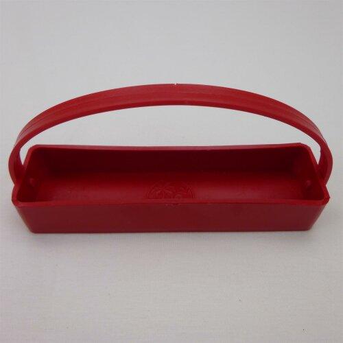 Minigolfball Basket red