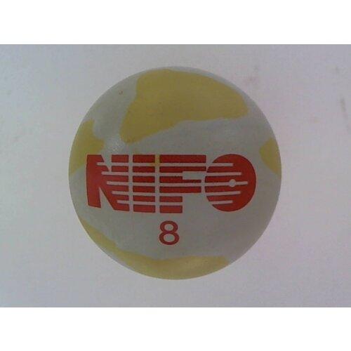 Minigolfball Nifo NIFO8 small non-lacquer