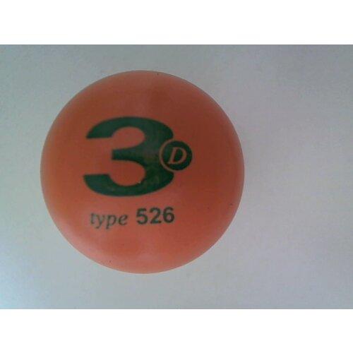 Minigolfball 3D 526K small lacquered