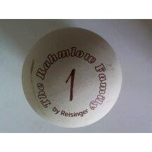Minigolfball Reisinger R Rahmlow Family 1 small non-lacquer