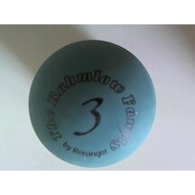Minigolfball Reisinger R Rahmlow Family 3 small non-lacquer