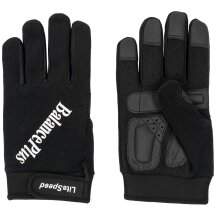 """BalancePlus Curling Gloves """"As Good as Gold"""" Fully Lined XL"""