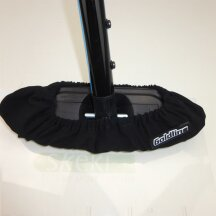 Curling broom head cover