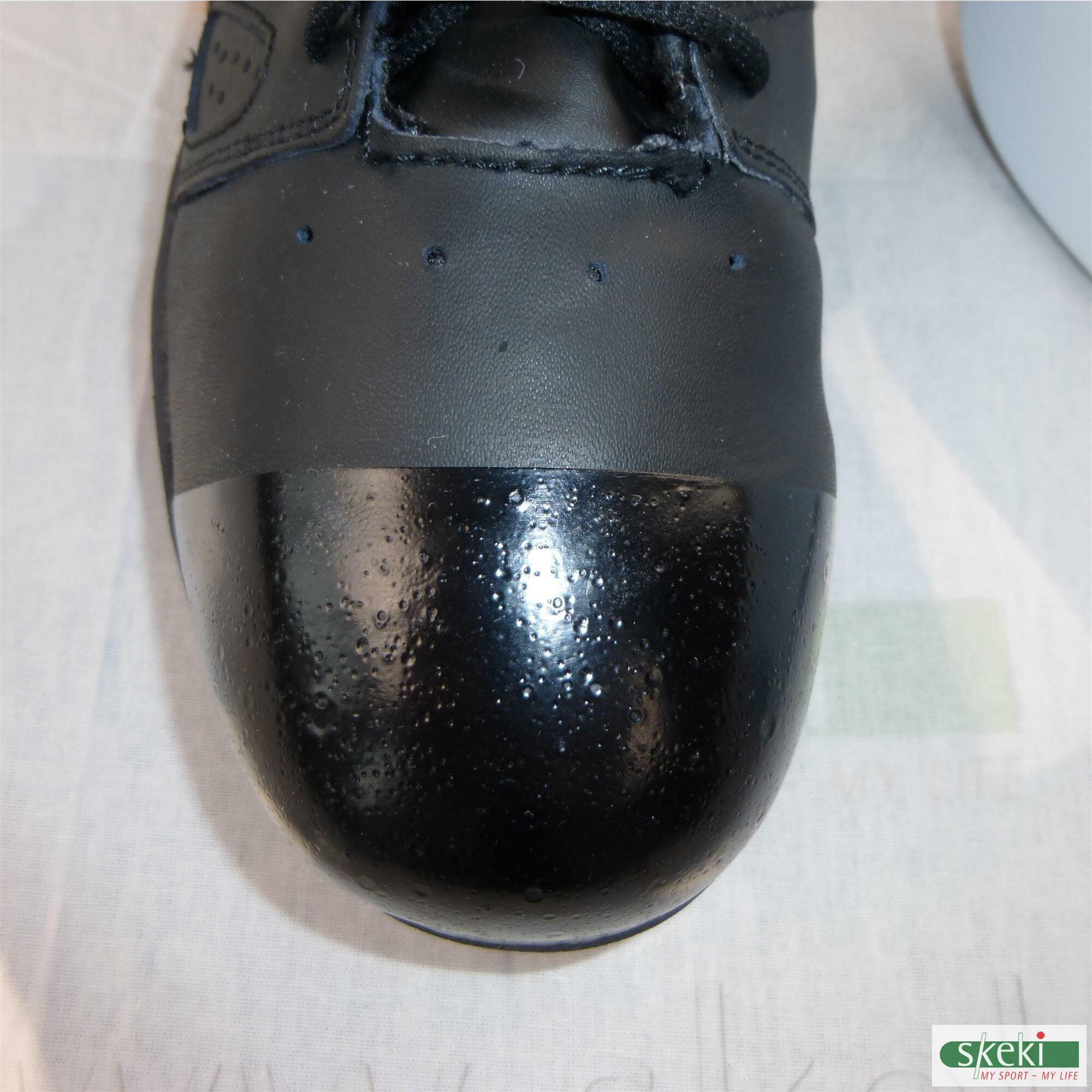 Curling Shoes Toe Coating
