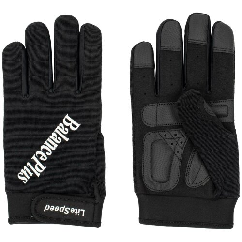 """BalancePlus curling gloves """"As Good as Gold"""" partially Lined"""