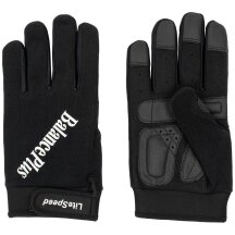 """BalancePlus curling gloves """"As Good as Gold"""" partially Lined S"""