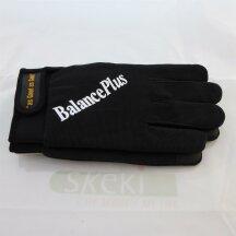 """BalancePlus Handschuhe """"as Good as Gold"""" teilweise gefüttert L"""