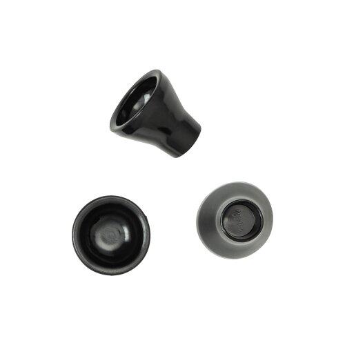 Minigolf Ballsauger in schwarz oder bunt
