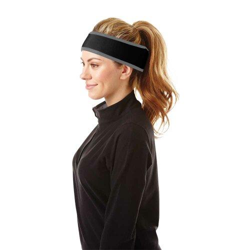 Goldline Head First Protective Hats Headband black S/M