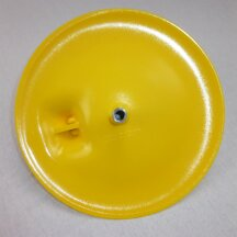 Curling Stone Handle yellow