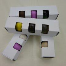 Minigolfbälle 3er Set Beton 307